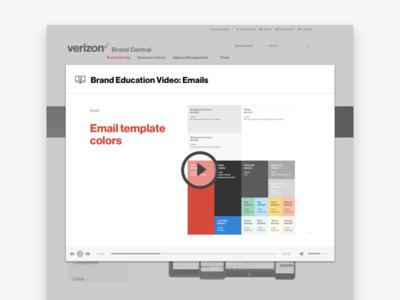 Verizon Brand Showcase - Video Tutorial