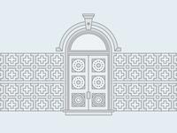 Wedding Doors