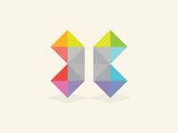 Cutting Corners Logo Concept