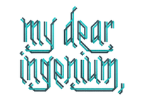 my dear ingenium 2