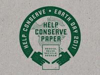 Conserve Paper