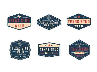 Rejects texas patch logo welding texture vintage star type shape reject start over