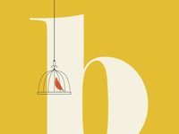 B is for Bird Cage