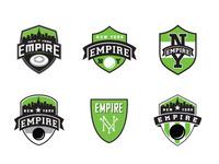 Ny Empire Logos