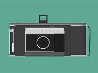 Polaroid Land Cam