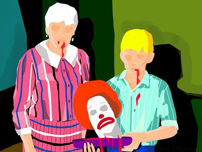 happy meal wallpaper animation illustration