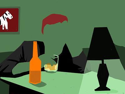 thoughts design digital illustration illustration