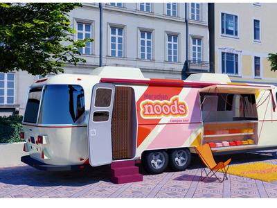 Maruchan Food Truck