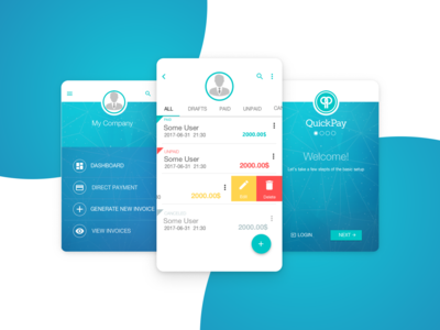 Invoice Manager Android App