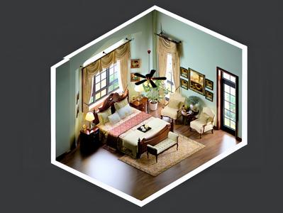 Tiny Bed Room