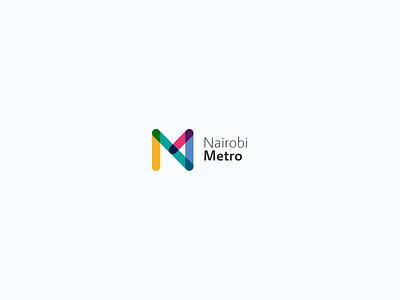 Nairobi Metro kenya trains metro logo