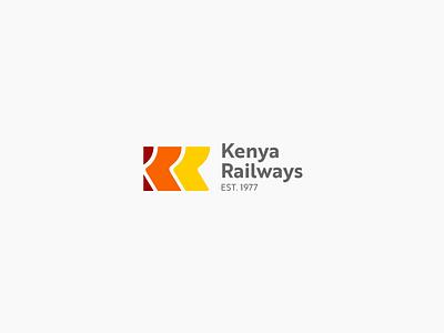 Kenya Railways train logo transport kenya railway