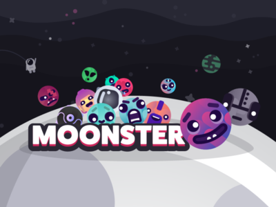 Moonster - Mobile Game