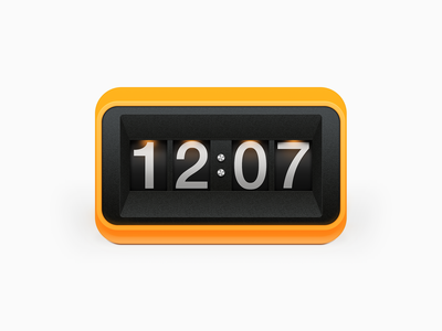 Flip Clock designs, themes, templates and downloadable
