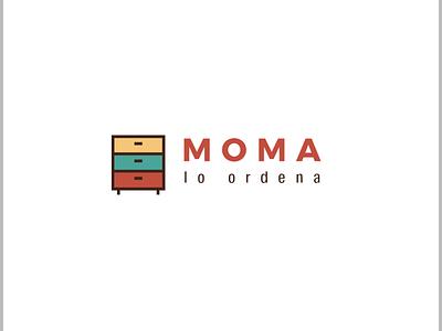 Moma Lo Ordena Logo logo