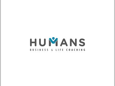 Humans Logo coaching logo