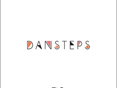 Dansteps Logo branding logo