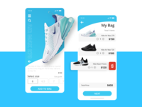 Nike -  Store app