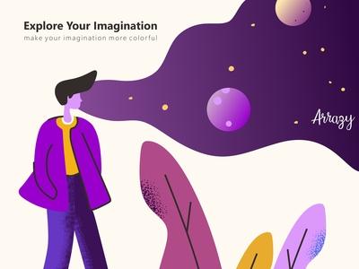 Explore your Imagination
