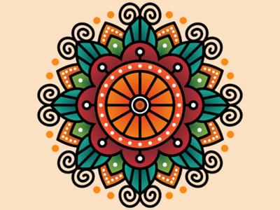 Mandala line