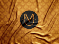 Mellow Canary - Logo & Pattern flat ux ui brand identity business minimal illustration logo design identity branding