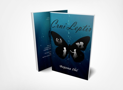 Book cover Black Butterfly