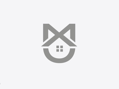UX housing logo design