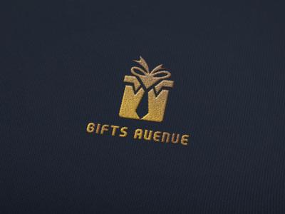 Gifts Avenue logo design