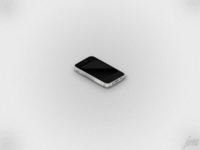"3D ""iPhone"" Icon"