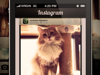 Yes... Another Instagram Redesign
