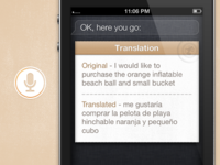 Lingual (Siri Translator Tweak)