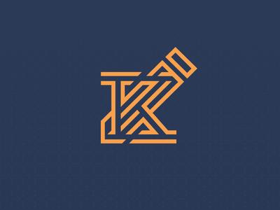 Kel Design Personal Logo