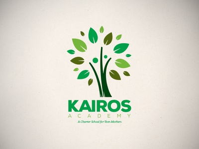 Kairos Academy utah charter tree school logo