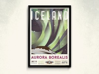 World of Wonder Travel Poster Series