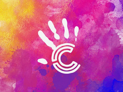 Capital Kids Logo branding design kids ministry minstry logo logo design church