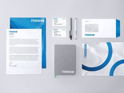 Nissha Stationary Set
