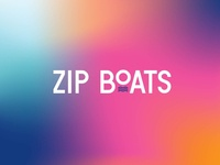 Zip Boats - Logo