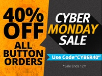 Cybermonday Button Sale