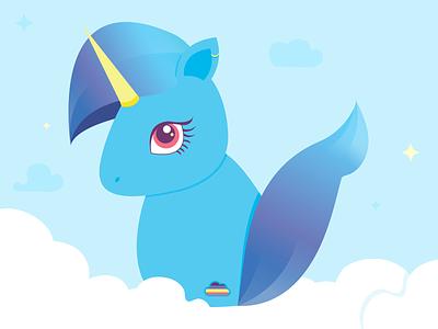 Fabulous Unicorn israel daniela colors illustration illustrator unicorn