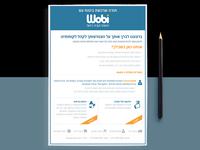 Minimal Business Flyer