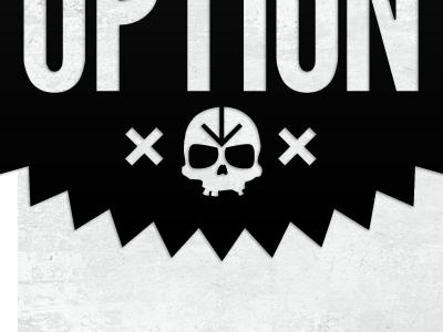 Zoom in skull vinyl x down