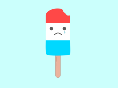 Sad Popsicle