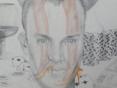 Art project back in high school (1989)
