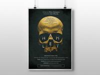 A poster idea for HAMLET