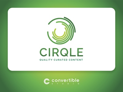 Cirqle - Logo design