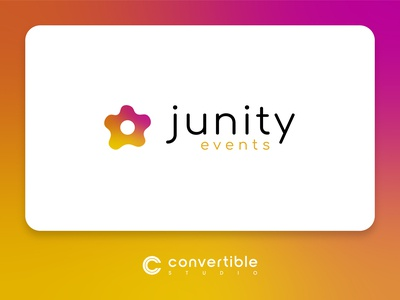 Junity - Logo design