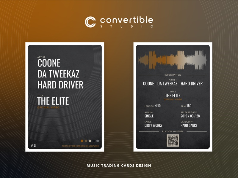 Coone - Da Tweekaz - Hard Driver / The Elite