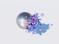 Abstract Ball Collision
