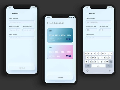 Daily UI. Day #2 : Credit Card Checkout dailyui 002 daily 100 challenge dailyuichallenge dailyui study design user ui ux ui design mobile app