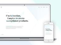 2017 Portfolio Home Page